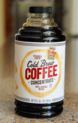 Trader Joe's Cold Brew Coffee Concentrate, reviewed