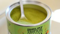 Trader Joe's Tropical Sweetened Matcha Green Tea Mix, reviewed