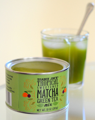 Trader Joe's Tropical Matcha Mix