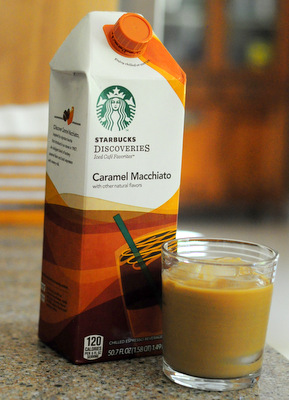 Starbucks Discoveries Caramel Macchiato Reviewed Brewed Daily