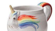 Elwood the Rainbow Unicorn Mug