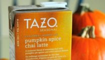Tazo Pumpkin Spice Chai Latte, reviewed