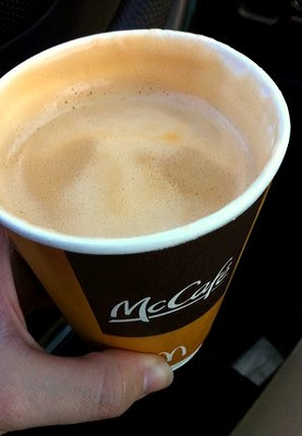 McDonald's Pumpkin Spice Latte, reviewed