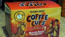 Trader Joe's Single Serve Coffee Cups, reviewed