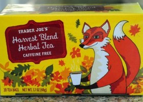 Trader Joe's Harvest Blend Herbal Tea, reviewed