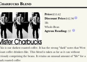 "Starbucks loses trademark lawsuit over ""Charbucks"" coffee"