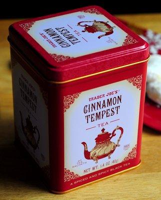 Cinnamon Tempest