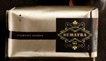 Starbucks 2013 Aged Sumatra Lot No. 084,reviewed