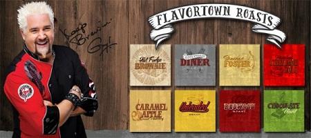 Guy Fieri's Flavortown Coffee