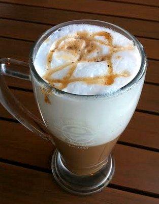 Coffee Bean Vanilla Macchiato