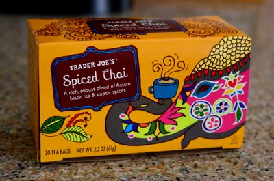 Trader Joe's Spiced Chai Tea