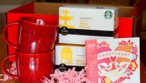 Starbucks Valentine's Day Gift Pack Giveaway! (closed)