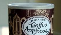 Trader Joe's Coffee á Cocoa, reviewed