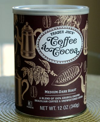 Trader Joe's Coffee á Cocoa