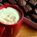 Leftover Chocolate Truffle Mocha