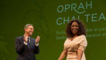 Starbucks Teams with Oprah for New Teavana Oprah Chai Tea Collection