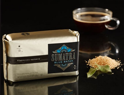 Starbucks Reserve Sumatra Blue Batak, reviewed