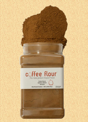 Coffee Flour Offers New Use for Coffee Cherries