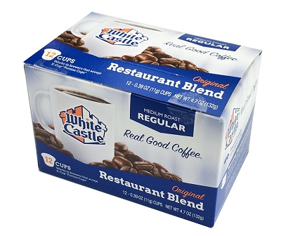 White Castle Launches K-Cups