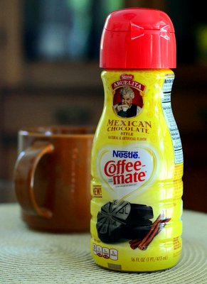 Coffee-Mate Abuelita Mexican Chocolate Creamer, reviewed