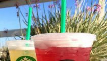Starbucks Blackberry Mojito Tea Lemonade, reviewed