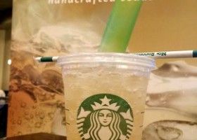 Starbucks Fizzio Ginger Ale, reviewed