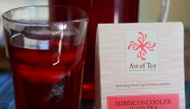 Art of Tea Hibiscus Cooler Iced Tea, reviewed