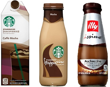 ShopSmart Reviews Mocha Iced Coffee Drinks