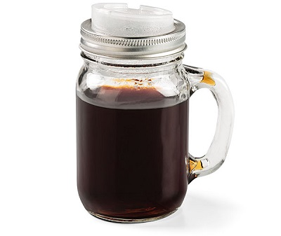 Mason Jar Coffee Mug