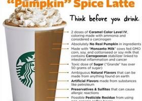 Is a Pumpkin Spice Latte Dangerous?