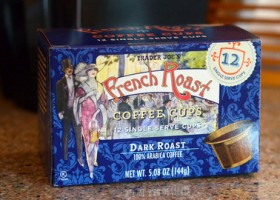 Trader Joe's French Roast Single Serve Coffee Cups, reviewed