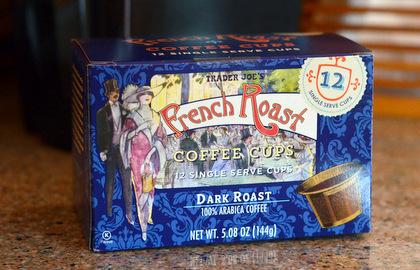 Trader Joe's French Roast Single Serve Coffee Cups, reviewed