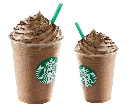 Starbucks Tests Mini Frappuccinos