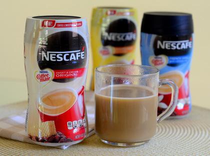 Nescafe Coffee and Creamer Combo