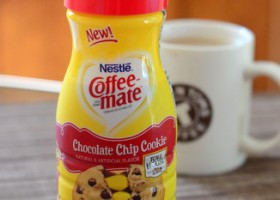 Coffee-Mate Chocolate Chip Cookie Creamer reviewed