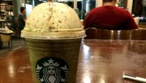 Starbucks Franken Frappuccino, reviewed