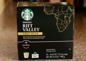 Starbucks Rwanda Rift Valley Single Origin K-Cups, reviewed