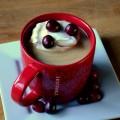 Cranberry Bliss White Chocolate Mocha