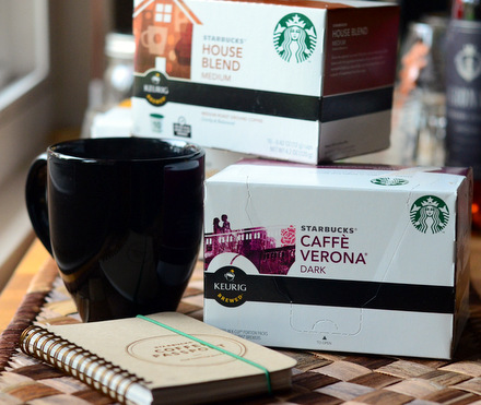 Starbucks Coffee Blogger Community