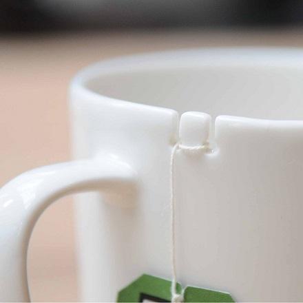 Tea Bag Holding Mug