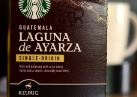 Starbucks Guatemala Laguna de Ayarza K-Cups, reviewed