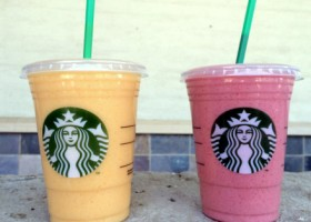 Starbucks Evolution Fresh Strawberry & Mango Smoothies, reviewed