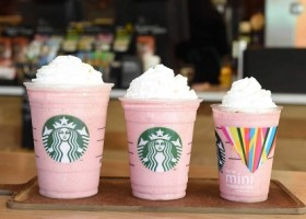 Starbucks adds Mini Frappuccinos to Menu