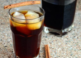 Cinnamon Cold Brew Coffee