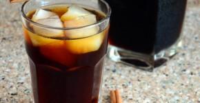Cinnamon Cold Brew Coffee