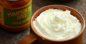 Pumpkin Pie Spice Cookie Butter Latte