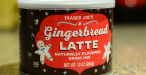 Trader Joe's Gingerbread Latte Mix