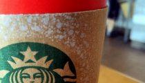 Starbucks Gingerbread Tea Latte, reviewed