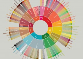 Researchers develop Coffee Taster's Flavor Wheel