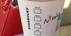 Starbucks Smoked Butterscotch Latte, reviewed